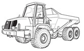 Thumbnail JCB Articulated Dump Truck 722 Service Repair Manual
