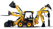 Thumbnail JCB 1CX 208S Backhoe Loader Service Repair Manual Download