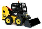 JCB Robot 190 1110 Skid Steer Loader Service Repair Manual Download