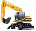Thumbnail JCB JS130W JS145W JS160W JS175W Wheeled Excavator Service Repair Manual Download