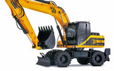 Thumbnail JCB JS200W TIER III Wheeled Excavator Service Repair Manual Download