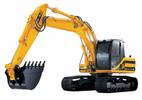 Thumbnail JCB JS130 JS160 Tracked Excavator Service Repair Manual Down