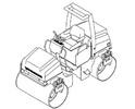 Thumbnail Vibromax 355 365 455 465 Roller Service Repair Manual