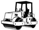 Thumbnail Vibromax 752 Tandem Drum Roller Service Repair Manual