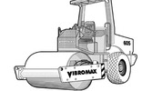 Thumbnail Vibromax 405 605 606 Single Drum Roller Service Manual