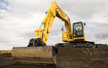 Thumbnail New Holland E140CSR Crawler Excavator Service Repair Manual