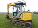 Thumbnail New Holland E70SR Midi Crawler Excavator Service Repair Manu