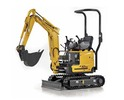 Thumbnail New Holland E10SR Mini Crawler Excavator Service Repair Manual Download