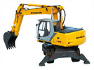 Thumbnail New Holland MH6.6 MH8.6 Wheeled Excavators Service Repair Workshop Manual Download