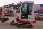 Thumbnail Takeuchi TB014 TB016 Compact Excavators Service Repair Workshop Manual Download(TB014:11400003 & Above TB016:11600003 & Above)