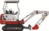 Thumbnail Takeuchi TB216 WFTB216_F-XC Mini Excavator Service Repair Workshop Manual Download(S/N:216100002 & Above)