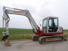 Thumbnail Takeuchi TB175 Compact Excavator Service Repair Workshop Manual Download(S/N:17530001 & Above)