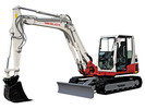 Thumbnail Takeuchi TB285 WE-TB285-D Hydraulic Excavator Service Repair Workshop Manual Download(S/N:185000001 & Above)