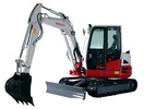 Thumbnail Takeuchi TB235 Mini Excavator Service Repair Workshop Manual Download(S/N:123500004 & Above)