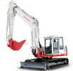 Thumbnail Takeuchi TB1140 Hydraulic Excavator Service Repair Workshop Manual Download(S/N:51410001 & Above)
