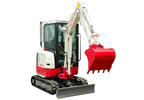 Thumbnail Takeuchi TB23R Compact Excavator Service Repair Workshop Manual Download (S/N: 12300007 & Above)