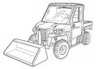 Thumbnail 3650 Utility Vehicle Service Repair Manual Download