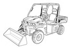 Thumbnail 3450 Utility Vehicle Service Repair Manual Download