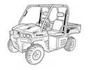 Thumbnail 3400 3400XL Utility Vehicle Service Repair Manual