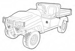 Thumbnail 2200 2200S 2300 Utility Vehicle Service Repair Manual