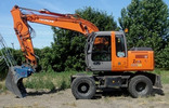Thumbnail Hitachi Zaxis 130W Wheeled Excavator Workshop Manual Download
