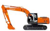 Thumbnail Hitachi Zaxis 200 225USR 225US 230 270 Excavator Service Repair Manual Download