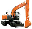 Thumbnail Hitachi ZAXIS 140W-3 Wheeled Excavator Parts Catalog Download