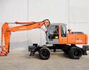 Thumbnail Hitachi ZAXIS 210W-3 Wheeled Excavator Parts Catalog Download