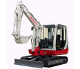 Thumbnail Takeuchi TB175W Compact Excavator Parts Manual DOWNLOAD(17520003- and up)