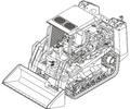 Thumbnail GEHL CTL65 Compact Track Loader Service Repair Manual Download