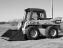 Thumbnail Gehl SL5635 and SL6635 Series II Skid Loaders Service Repair Manual Download