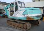 Thumbnail Kobelco SK100 SK100L Hydraulic Excavator Parts Catalog Manual Download
