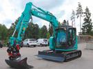Thumbnail Kobelco MD300LC Excavator Parts Catalog Manual Download
