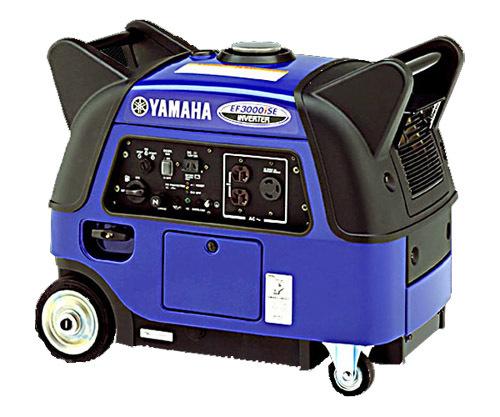 Yamaha Ise Generator
