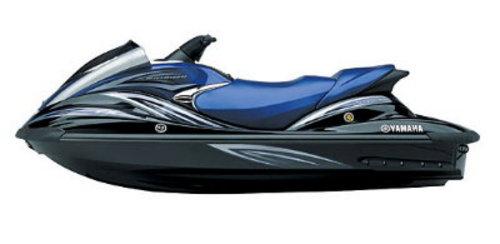 Yamaha Waverunner Fx160    Fx160 Cruiser Factory Service