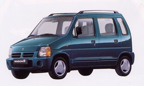 Suzuki    Wagon       R       SR410    SR412 Service Repair Manual   Wiring    Diagram    M