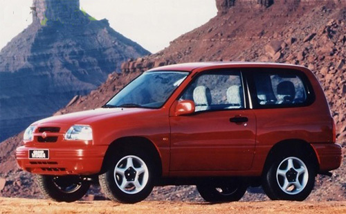 suzuki grand vitara owners manual