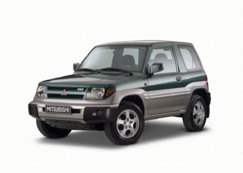 20002003 Mitsubishi    Pajero       Pinin    Service Repair Manual