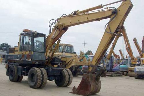 ... for Komatsu PW150-1 Hydraulic Excavator Service Shop Manual Download