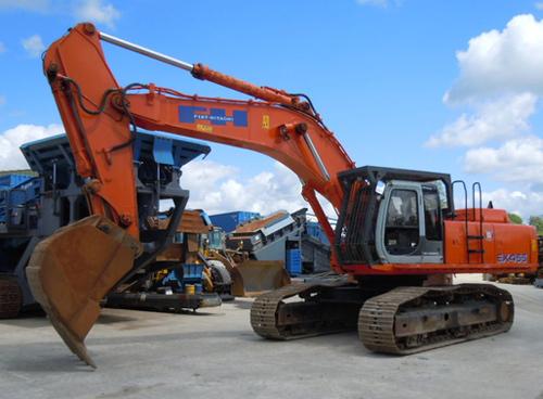 Free FIAT KOBELCO  EX455 Excavator Service Repair Manual Download Download thumbnail