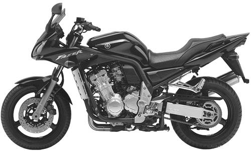 Wiring Diagram Yamaha Fazer 1000 : Yamaha fazer fzs n service repair manual