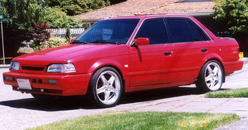 1988 Mazda 323 Workshop Manual Download