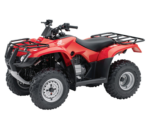 87 Honda Trx250 Fourtrax Service Manual