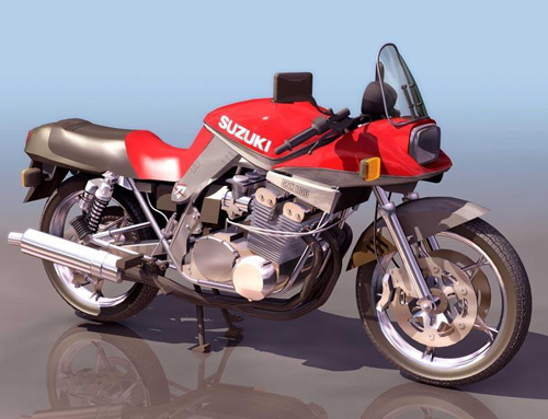 suzuki katana 1100 gsx1100f service repair manual download downlo rh tradebit com Suzuki Katana Clubs's Suzuki GSX Katana