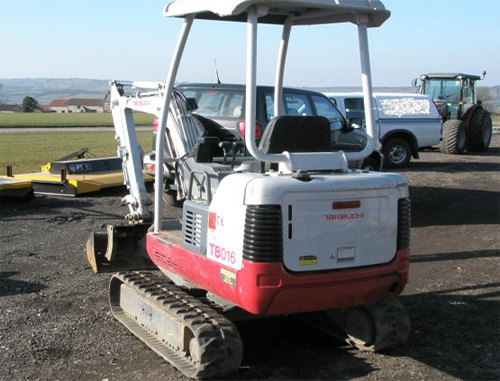 Free Takeuchi TB025 Compact Excavator Parts Manual DOWNLOAD Download thumbnail