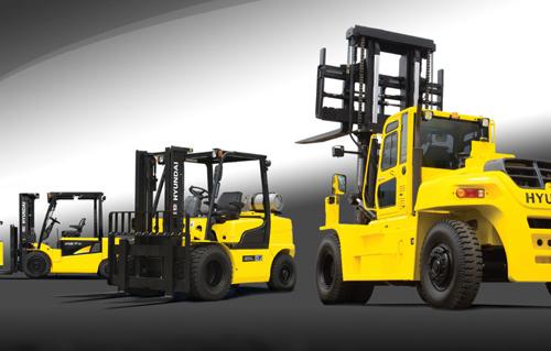 Hyundai Forklift Truck Hlf15  18 C