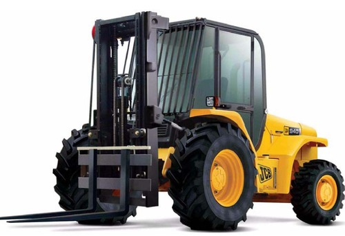 Jcb Rough Terrain Forklift 926 930 940 Service Repair