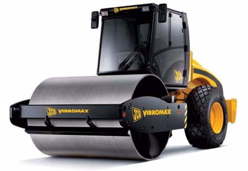 jcb vibromax vm range tier 2 single drum roller service. Black Bedroom Furniture Sets. Home Design Ideas