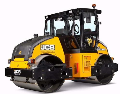 jcb vibromax vmt860 tier 3 drum roller service repair. Black Bedroom Furniture Sets. Home Design Ideas
