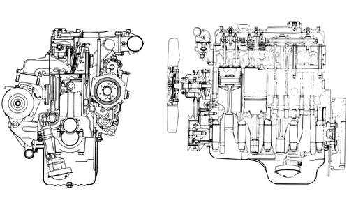 isuzu a-4jg1 diesel engine workshop manual